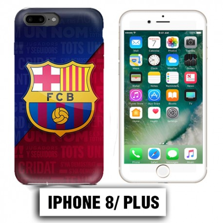 coque iphone 8 plus barcelona