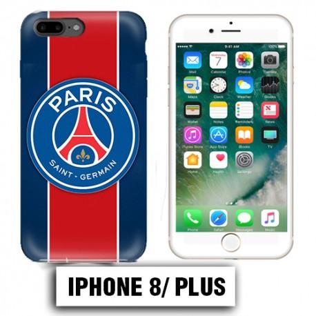 coque iphone 8 plus psg paris saint germain