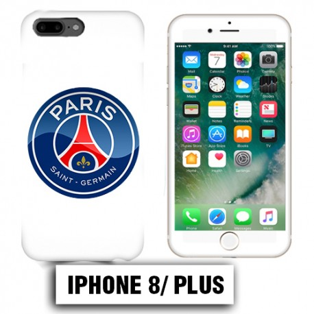 iphone 8 plus coque psg
