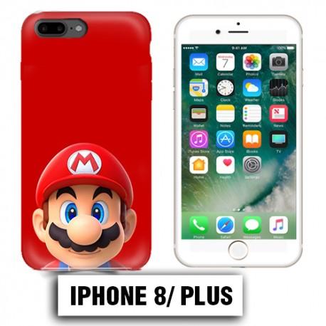 coque iphone 8 plus pack m