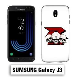 Coque Samsung J3 Suzuki GSXR dead