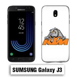 Coque Samsung J3 AUDI RS V8