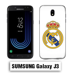Coque Samsung J3 Real Madrid foot