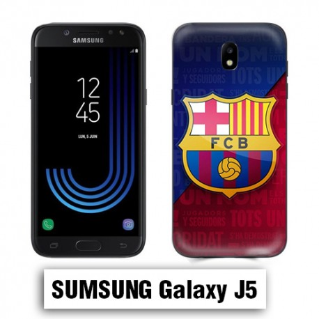 Coque Samsung J5 Barcelone Messi
