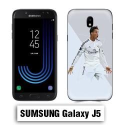 Coque Samsung J5 Cristiano Real Madride