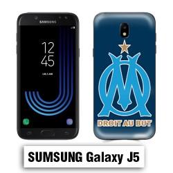 Coque Samsung J5 OM Olympique de Marseille