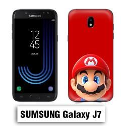 Coque Samsung J7 Mario Bross