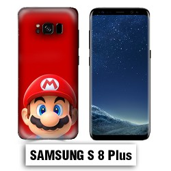 Coque Samsung S8 Plus Mario Bross