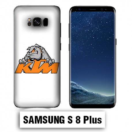 Coque Samsung S8 Plus KTM buldog