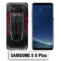 Coque Samsung S8 Plus AUDI RS V8