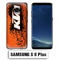 Coque Samsung S8 Plus KTM cross enduro