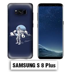 Coque Samsung S8 Plus Stars war Snowboard
