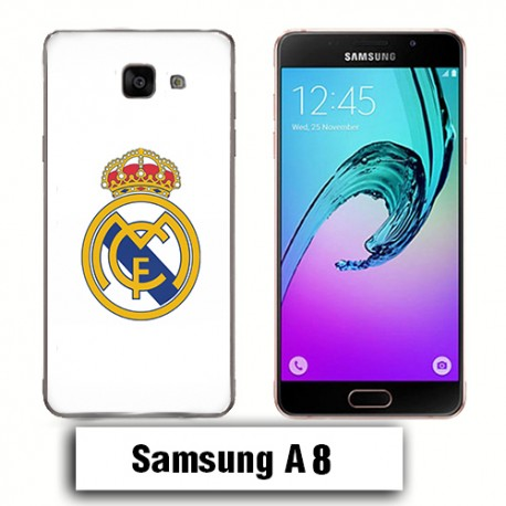 coque samsung a8 real madrid