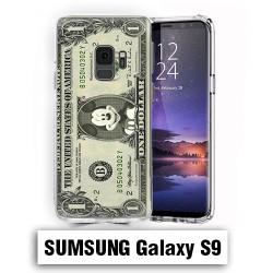 Coque Samsung S9 Mickey Dollar