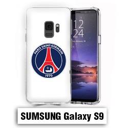 Coque Samsung S9 logo Paris Saint Germain