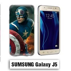 Coque Samsung J5 2016 Capitaine America avengers