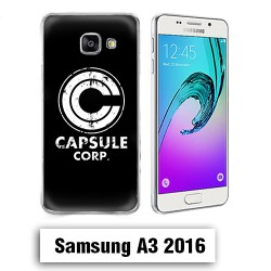 Coque Samsung A3 2016 Dragonball capsule corp