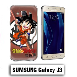Coque Samsung J3 Sangoku DragonBall
