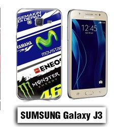 Coque Samsung J3 Monster Energy Yamaha Eneos