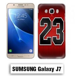 Coque Samsung J7 2016 AIR Jordan 23
