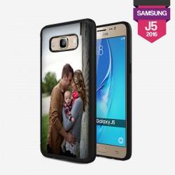 Coque Galaxy J5 2016 personnalisée avec côtés rigides unis lakokine