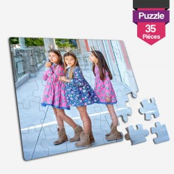 35 piece personalized puzzle lanoline