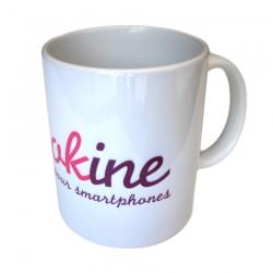 Personalisieren Sie diese Tasse mit Ihren Fotos