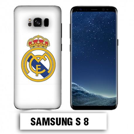 Coque Samsung S8 Real Madrid foot - Lakokine