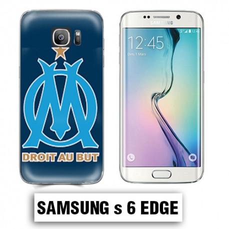 Coque Samsung S6 Edge OM Olympique de Marseille