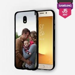Coque Galaxy J5 2017 personnalisée avec côtés rigides unis lakokine